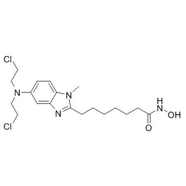 EDO-S101 (Synonyms: Tinostamustine)