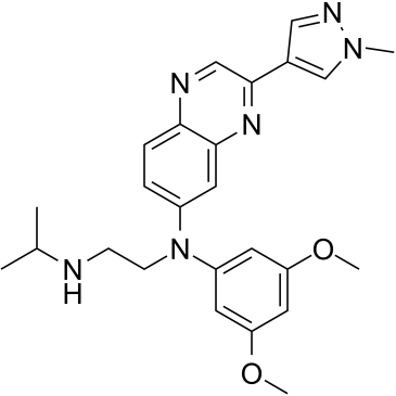 Erdafitinib (Synonyms: JNJ-42756493)
