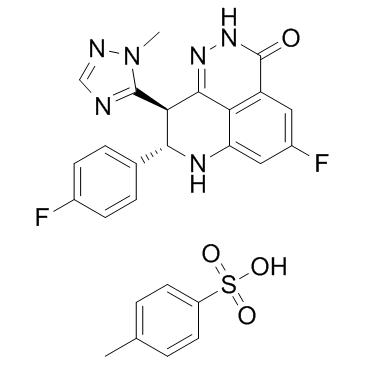 Talazoparib tosylate (BMN 673ts)