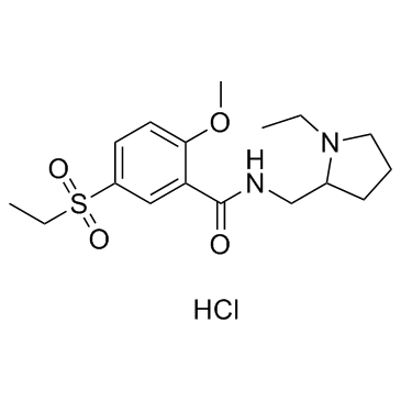Sultopride hydrochloride (LIN-1418 hydrochloride)