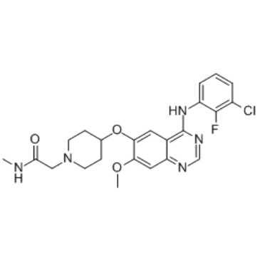 Sapitinib (Synonyms: AZD-8931)