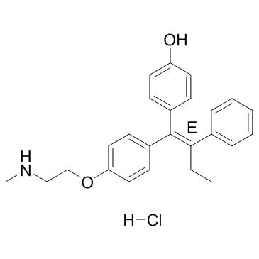 Endoxifen (E-isomer hydrochloride)