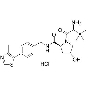 (S,R,S)-AHPC hydrochloride (MDK7526 hydrochloride)
