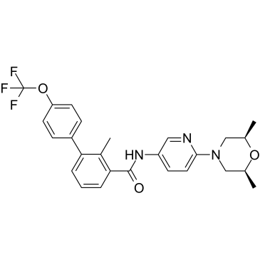 Erismodegib (Sonidegib; LDE225; NVP-LDE225)