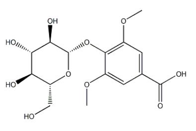 glucosyringic acid